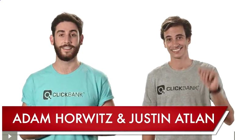 clickbank university adam and justin