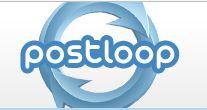how to make money online today - postloop logo